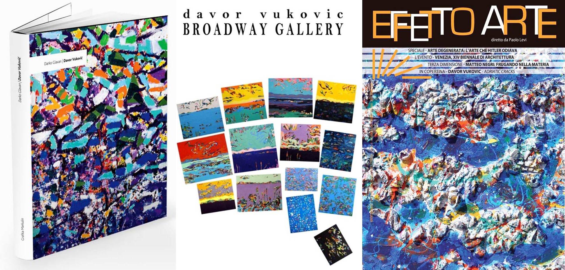 Davor Vukovic Dado-Broadway Gallery NY 10