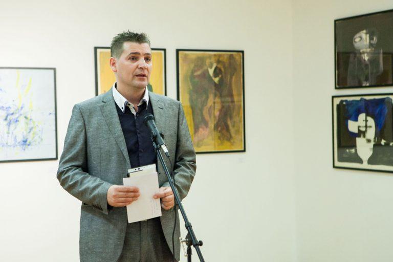 Kolekcionar i promotor Ivor Zidarić