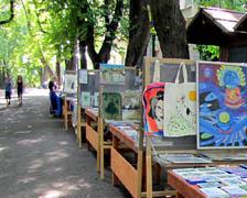 Umjetnička kolonija i sajam na Strossu